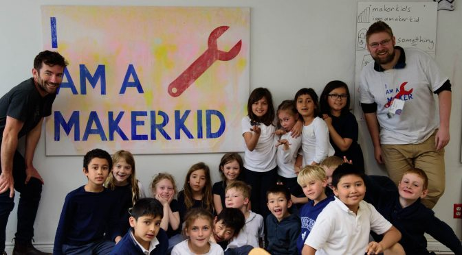 Toronto MakerKids startup empowering kids to do big things
