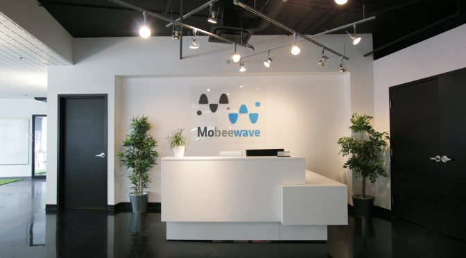 Montreal based Mobeewave allows cell phone users to accept payments