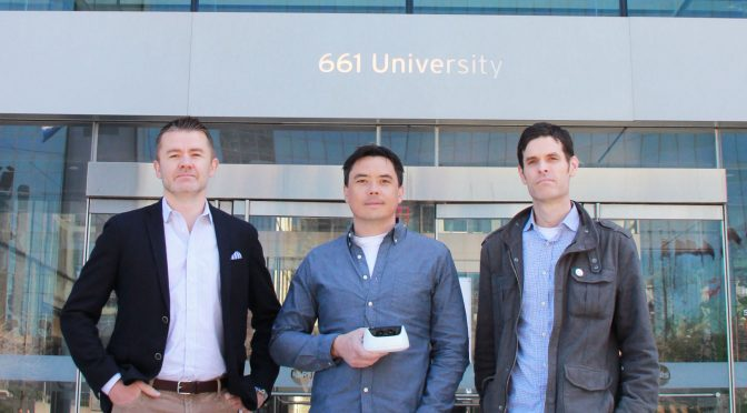 Toronto startup InnerSpace delivers GPS for the indoors